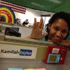 Go to the profile of kamilah taylor