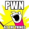 Go to the profile of Pwn All The Things