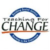 Go to the profile of Teaching for Change