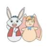 Go to the profile of Bunster and Hariet