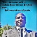 Go to the profile of Jeffersons Moses Nyambe
