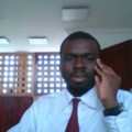 Go to the profile of Thierry Nyobè