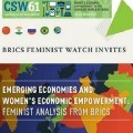 Go to the profile of BRICS Feminist Watch
