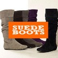 Go to the profile of Suede Boots!