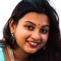 Go to the profile of Anindita Bhowmik