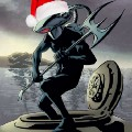 Go to the profile of Manta Claus