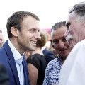 Go to the profile of Emmanuel Macron