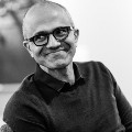 Go to the profile of Satya Nadella