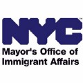 Go to the profile of NYC Mayor's Office of ImmigrantAffairs