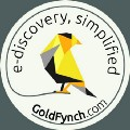 Go to the profile of GoldFynch Ediscovery