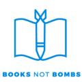 Go to the profile of Books Not Bombs