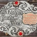 Go to the profile of Mollys Custom Silver