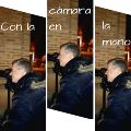 Go to the profile of Con la camara en la mano