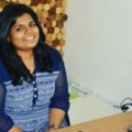 Go to the profile of Aiswarya Sanath- The one with the storybook heart.
