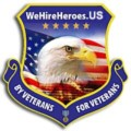 Go to the profile of We Hire Heroes.US
