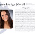 Go to the profile of Sara Morell