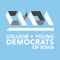 Go to the profile of College Dems of Iowa