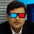 Go to the profile of 3D Arnab