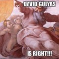Go to the profile of David Gulyas