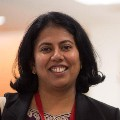Go to the profile of Thevi Sundaralingam, CISSP