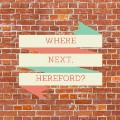 Go to the profile of Where Next, Hereford
