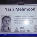 Go to the profile of Yasir Mehmood