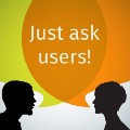 Go to the profile of Just ask users!