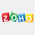 Go to the profile of Zoho
