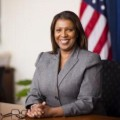 Go to the profile of Letitia James