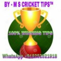 Go to the profile of M S Cricket Tips