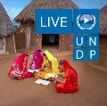 Go to the profile of UNDP Live tweeting