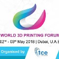 Go to the profile of World 3DPrinting Forum 2018