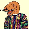 Go to the profile of Dino in the World