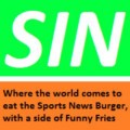 Go to the profile of SIN: Sports Info Network