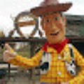 Go to the profile of Woody the Cowboy