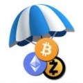 Go to the profile of Airdrop Alerts