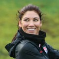 Go to the profile of Hope Solo