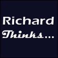 Go to the profile of Richard Thinks...