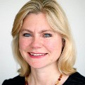 Go to the profile of Justine Greening