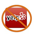 Banned by Yelp