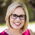 Go to the profile of Kyrsten Sinema