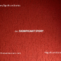 Go to the profile of SignificantStories