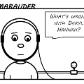 Marauder Cartoon