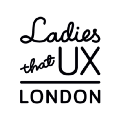Go to the profile of Ladies that UX London