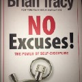 No Excuses!! My Journey Through A Bargain Rack Self Help Book