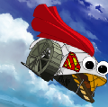 Go to the profile of Mr. Trash Wheel