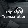 Go to the profile of Triple A Transcription Services