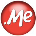 Go to the profile of domain .ME