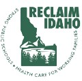 Go to Reclaim Idaho Blog