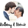 Go to the profile of Anthony & Noémie